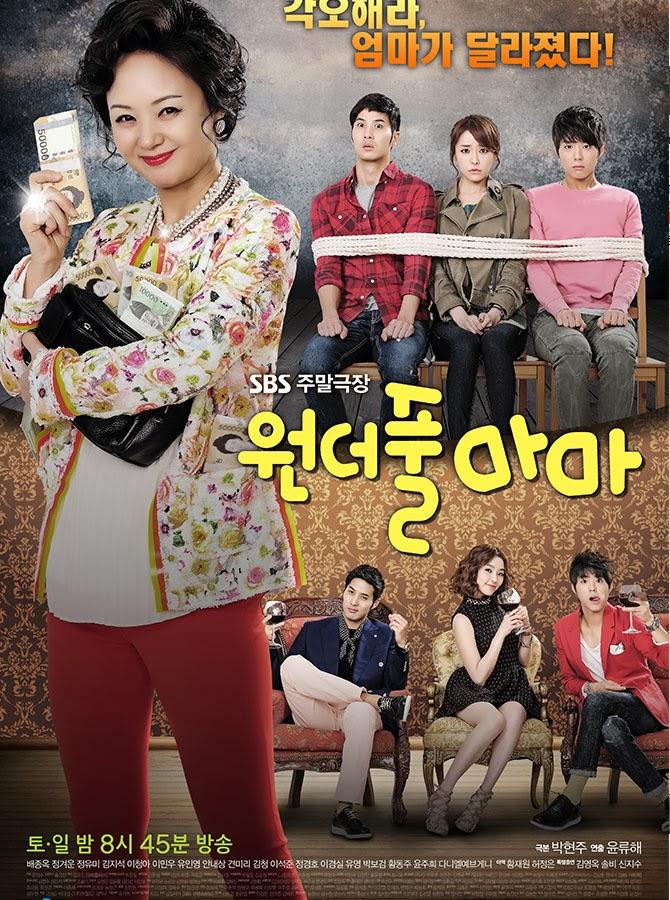 xem phim Mẹ Ơi Cố Lên - Wonderful Mama TodayTV full hd vietsub online poster