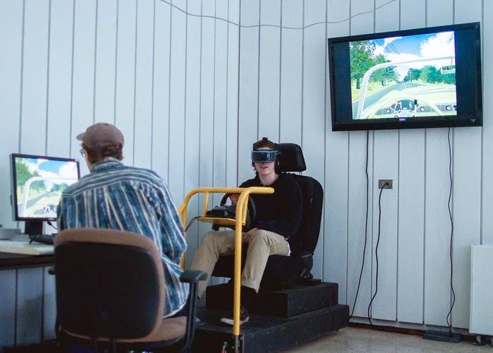 VR Motion Platform
