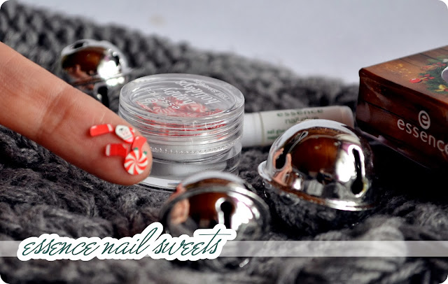 Review essence Happy Holidays LE - Nail Sweets SEASON'S GREETINGS