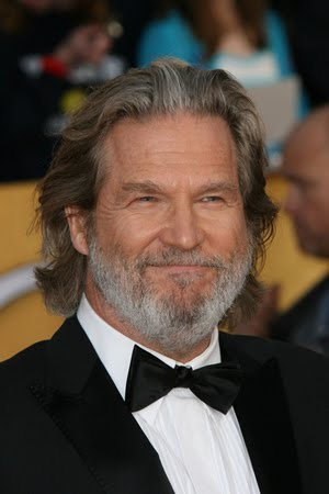 jeff bridges beard. JEFF Bridges has spoken out