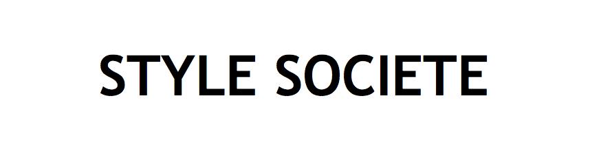 style societe