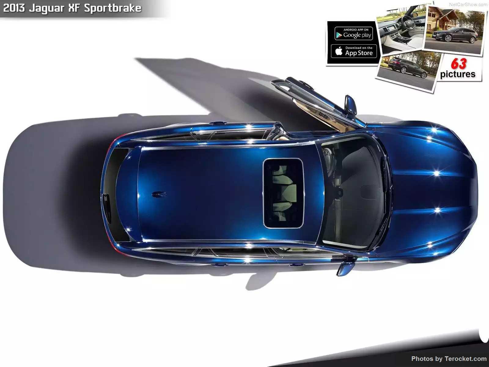 Hình ảnh xe ô tô Jaguar XF Sportbrake 2013 & nội ngoại thất