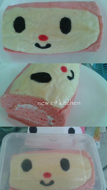 Melody蛋糕卷