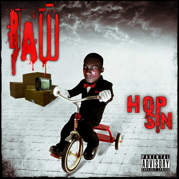 Hopsin - Raw  Cover