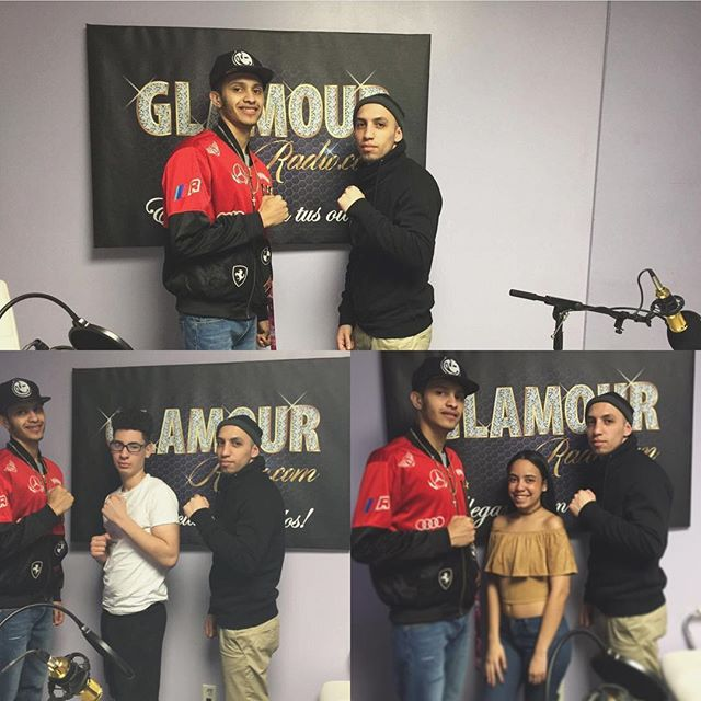 GLAMOUR RADIO , PERTH AMBOY , NEW JERSEY