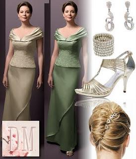 Vestidos para Mãe de Noiva
