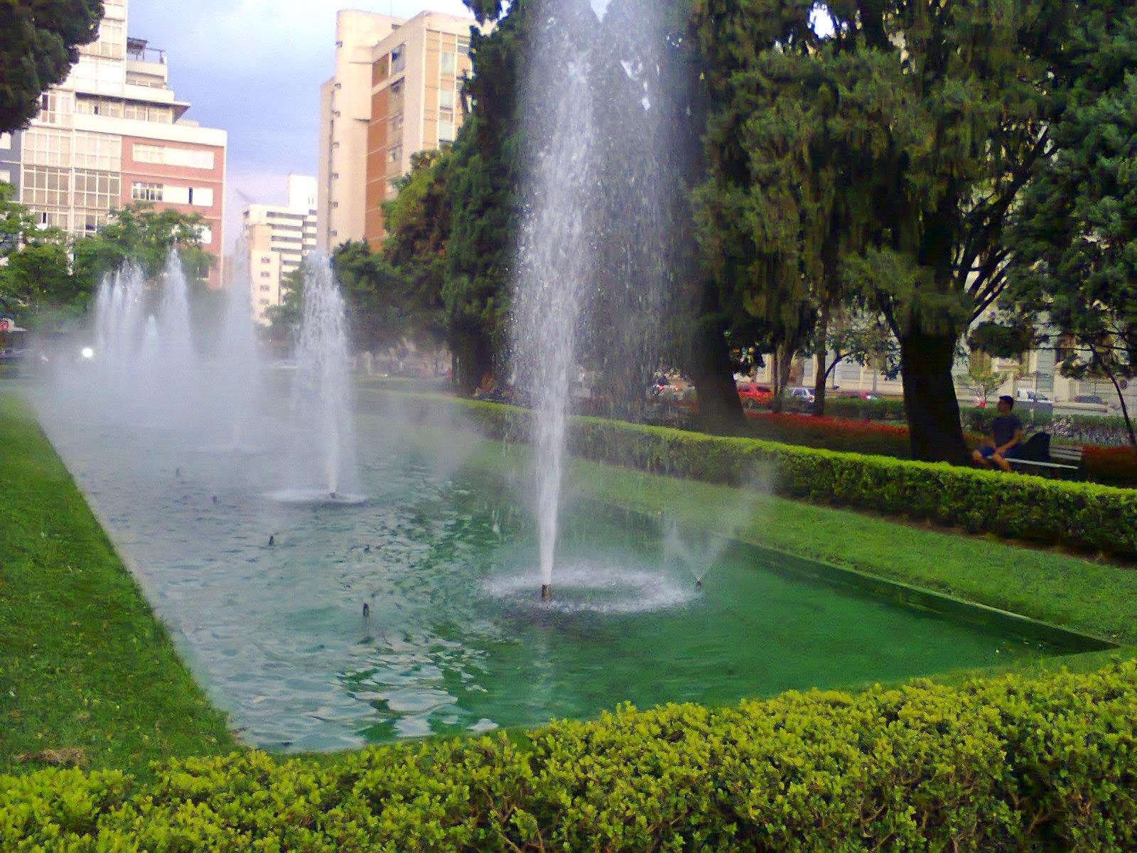 Praça da Liberdade. BH