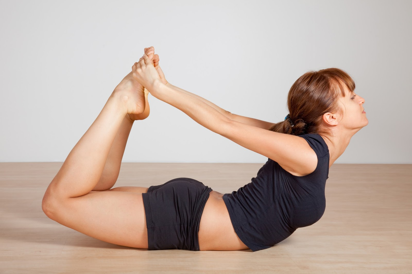 q postura yoga