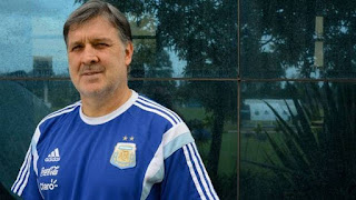Martino, Messi y el amistoso con Mexico