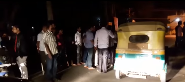 A Tanzanian student was allegedly stripped of her clothes and paraded naked in Bangalore on Sunday night, it has been alleged.     Earlier reports of the incident had only mentioned that girl had been assaulted along with two of her friends.   The incident occurred on Sunday night on the Hesarghatta road after a Sudanese student had hit three bikes and run over a woman killing her.