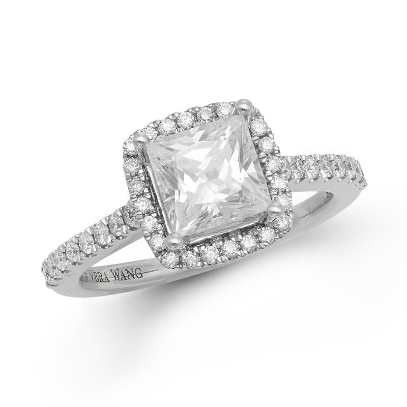 vera wang love collection wedding rings knotsvilla With vera wang wedding rings