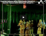Rabana MDA - Madrasah Diniyah Awaliyah No. 143 Lona (Qasidah Bone - Sulawesi)