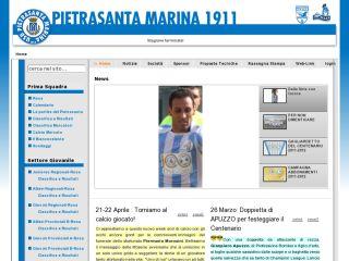 Pietrasanta Marina Calcio