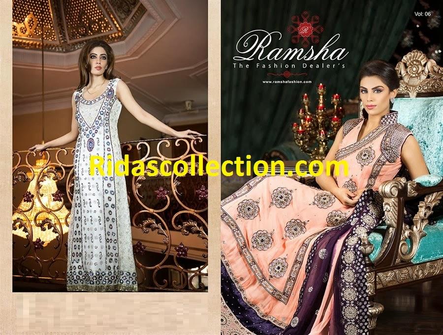 Ramsha Vol 6 - Rida's Collection