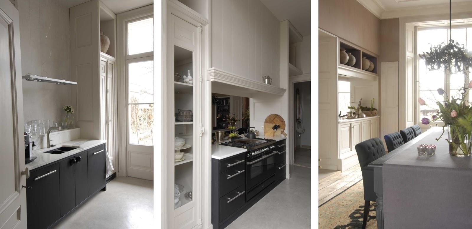 Carte colori breng kleur in de keuken - Keuken in het oude huis ...