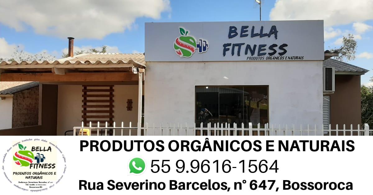 Loja Bella Fitness em Bossoroca