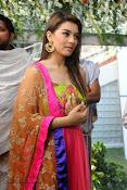 Hansika Motwani Photos at Durga movie launch-thumbnail-16