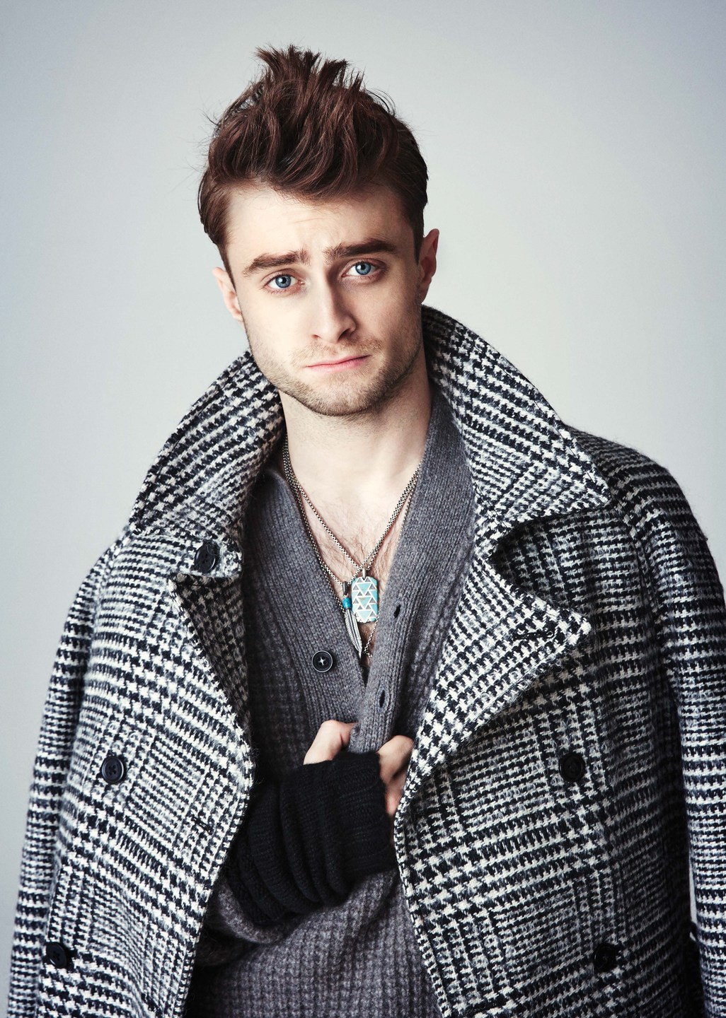 MOST BEAUTIFUL MEN: DANIEL RADCLIFFE Daniel Radcliffe