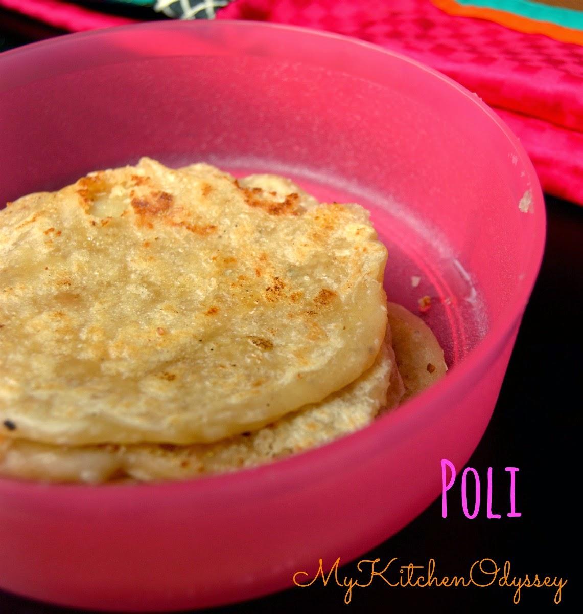 poli recipe
