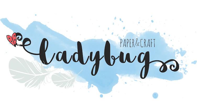 Ladybug - papier i nożyczki