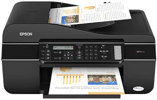 Epson Office ME 650N Resetter Download