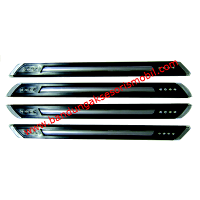 Bumper Guard GZ-305 Black