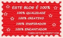 Este blog é 100%!