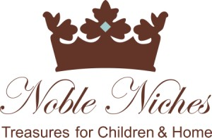 Noble Niches - Treasures for Children and Home