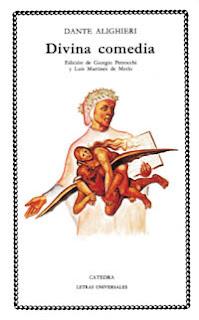 Divina comedia Dante Alighieri