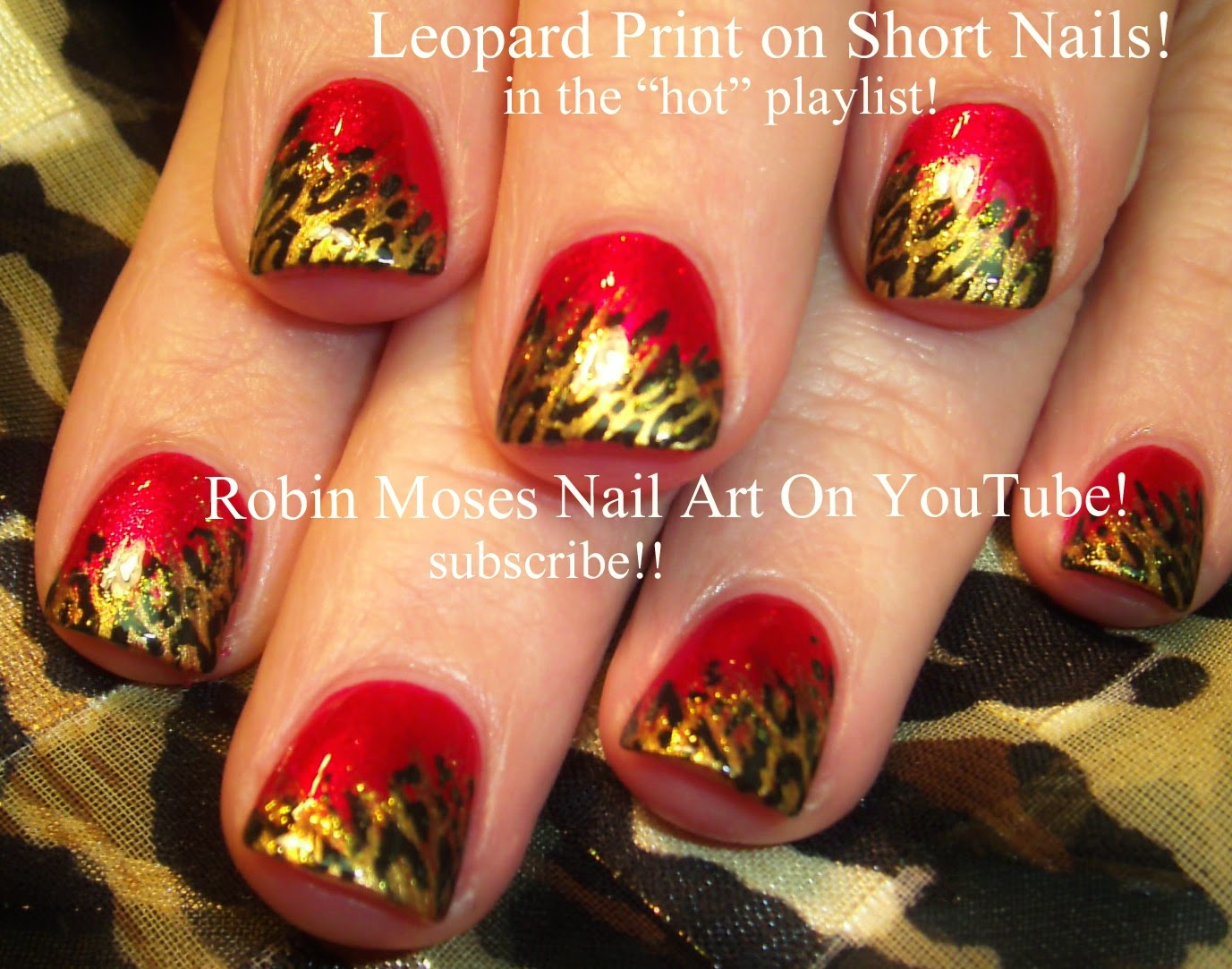 Robin moses nail art short nail art nail art fish nail art nail art tutorials diy cute nails easy cute nail art tutorial designs for beginners and up prinsesfo Images