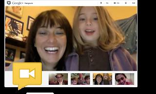 Google + Hangout