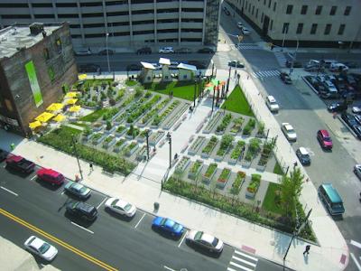Horta urbana - Detroit