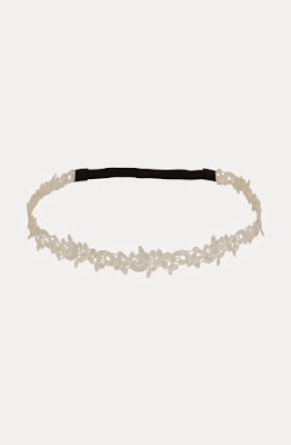 chiche je me marie Naf Naf mariage headband