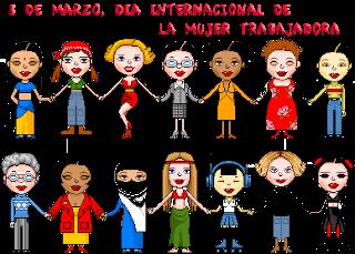 día internacional de la mujer, día internacional de la mujer trabajadora, día 8 de marzo