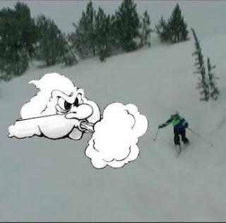 Zancadillas en la nieve