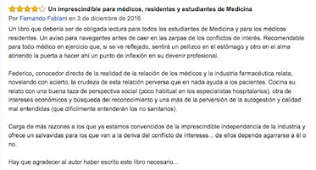 """""""Un imprescindible para profesionales de la Salud"""""""