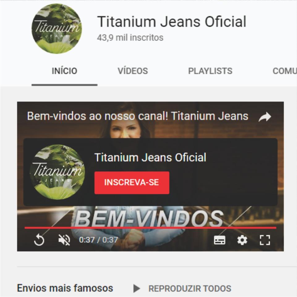 TITANIUM NO YOUTUBE