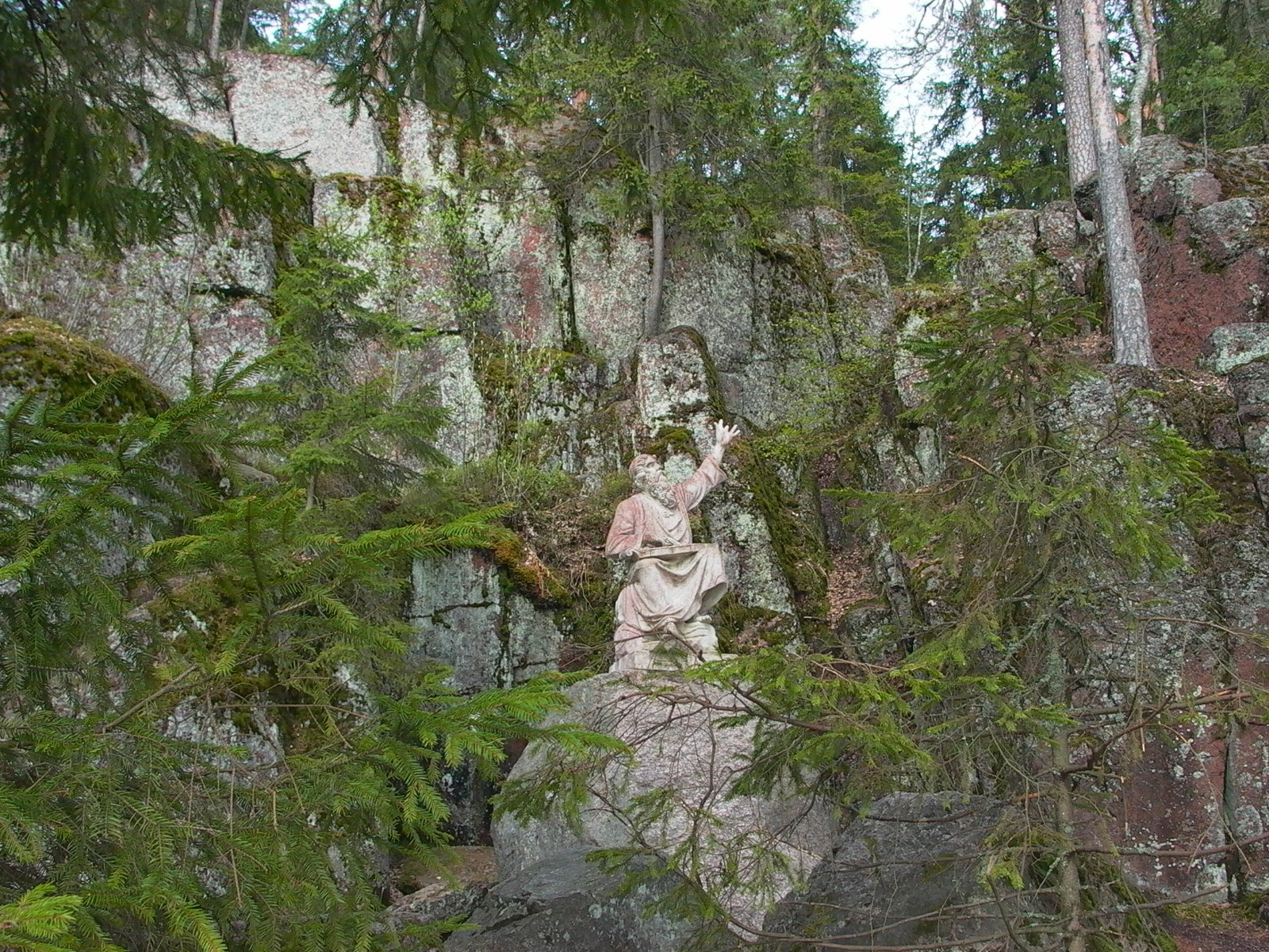 Монумент Вяйнямёйнену