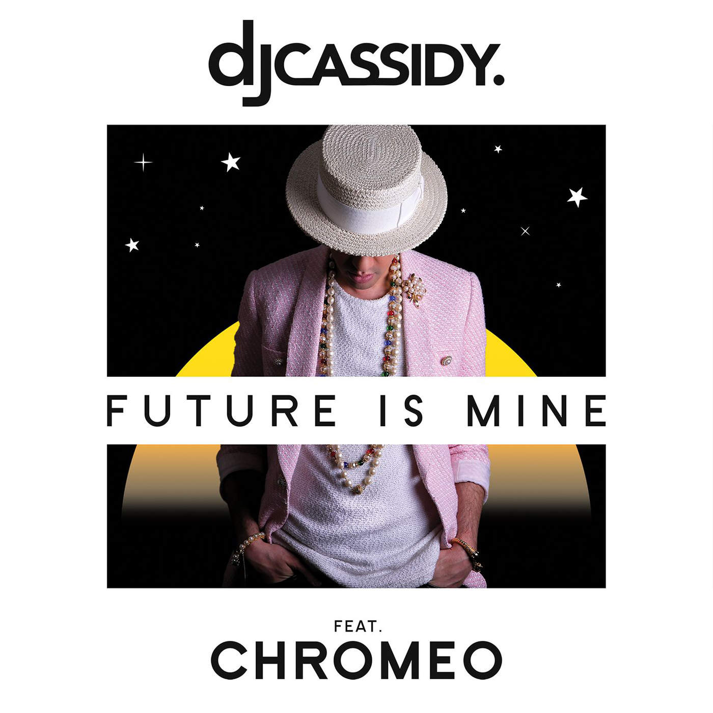 DJ Cassidy - Future Is Mine (feat. Chromeo) - Single Cover