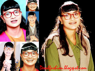 Kacamata Bingkai Besar Betty Ngetrend