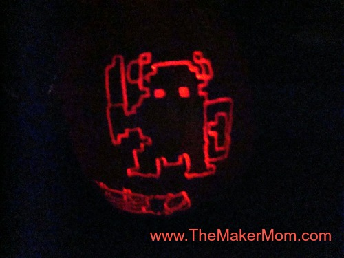 realm of the mad god halloween pumpkin