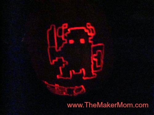 realm of the mad god halloween pumpkin
