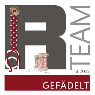 aR-MonatsThema ... GEFÄDELT - 08/2017