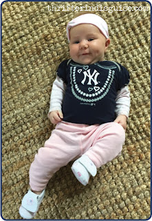 Yankees shirts for babies