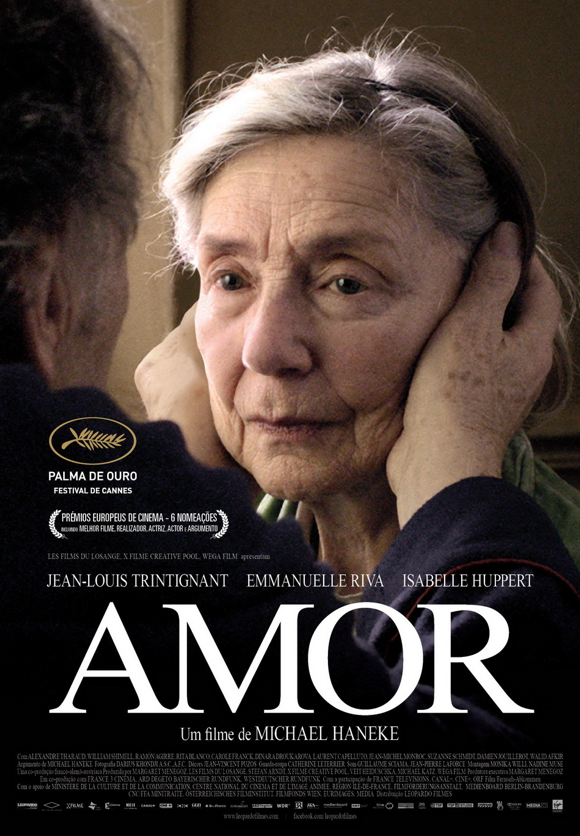 CINEJUS - Banner do Filme Amor...