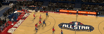 NBA 2k14 Roster update - February 21, 2017 - All Star 2017 New Orleans Court - HoopsVilla
