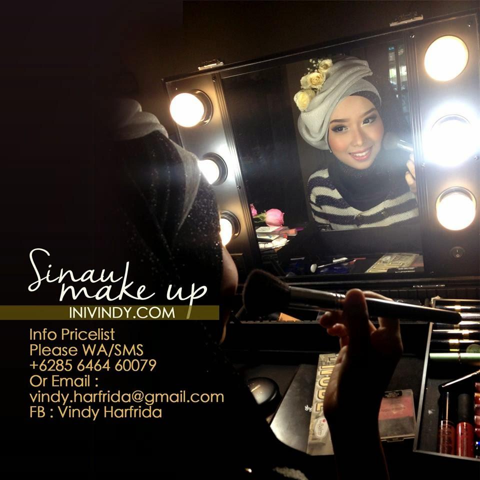 Yuk Ikutan Kursus Makeup Natural Untuk Pemula bareng inivindy.com