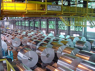 Alcoa aluminum