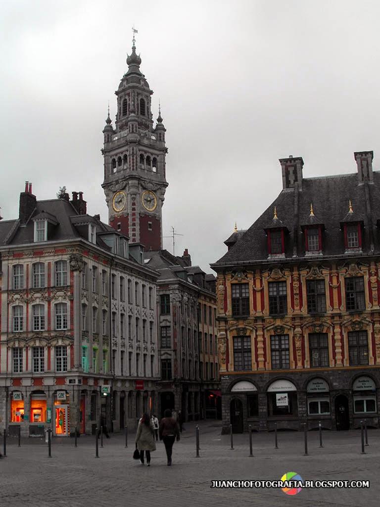 Torre del Reloj Lille