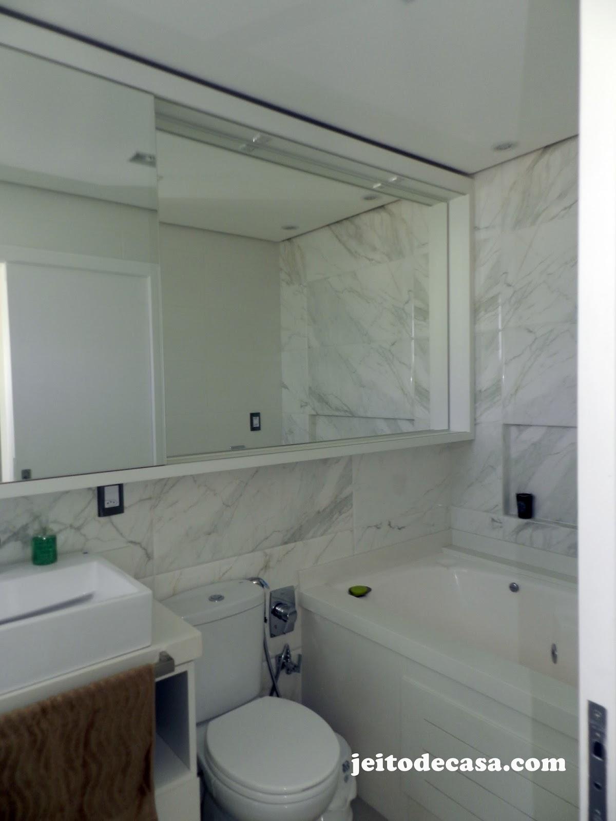banheiro casal #4A5059 1200x1600 Banheiro Casal Suite